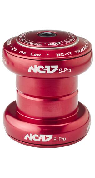 NC-17 Imperator S-Pro Steuersatz EC34/28.6 I EC34/30 rot